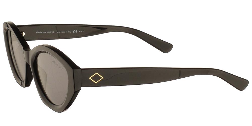 Γυαλιά Ηλίου Charlie Max Gonzaga black sunglasses n1n43